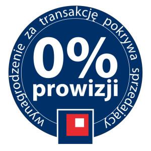 zero procent prowizji